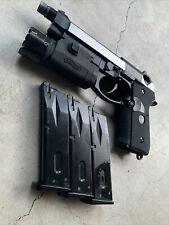 WE Airsoft M9 Full Metal GBB Pistol Package