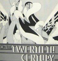 Twentieth Century Playbill July 1978 St James Theatre Kevin Kline Judy Kaye
