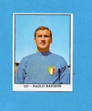 CAMPIONI DELLO SPORT 1966/67-PANINI-Figurina n.127- PAOLO BARISON -Recuperata