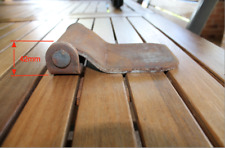 Heavy Duty Weld on Steel Hinge for ute tray or trailer 6.5 mm thick