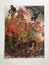 LAIYNA SUPPLEMENT JOURNAL SPIROU N 2488 DE 1985 BD EO / DUBOIS HAUSMAN FRANQUIN