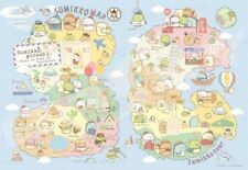 1000 pieces Jigsaw Puzzle Sumikko Gurashi Sumikko Tour Map San-X from Japan*