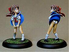 Shadowforge Miniatures Manga Range Sally