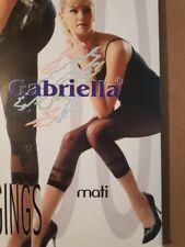 Leggings Fantaisie Gabriella Taille 1/2 modele Mati couleur kaki