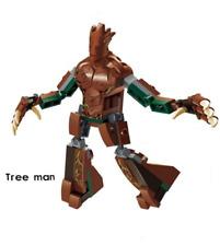 Big Figures Tree Man Groot Super Heroes Marvel Avengers Building Blocks Figures