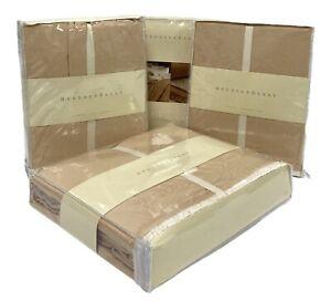 Barbara Barry Dream Queen Bedding 4 pc Set 1-Duvet 2-European Shams 1-Bed Skirt