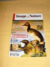 "Image & Nature Hors-série N°04 juin 2008 ""spécial affûts"""