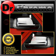 07-17 Toyota Tundra CrewMax Double cab Chrome Full Mirror Cover Pair left+right