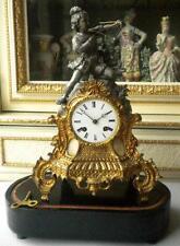 121218 Antico orologio. Francia prima metà Ottocento