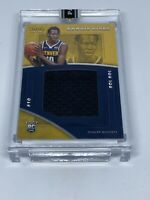 BOL BOL 2019-20 Panini Instant Rookie Kicks RC Nike Shoe Patch #18/18 NUGGETS