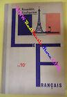 book libro E.Rosenblit Kouliguina EN 10e LE FRANCAIS 1976 francese bulgaro(L38)