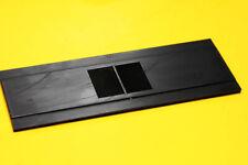 GRUNDIG SATELLIT 600 Radio Parts Repair - Battery Rear Cover Black