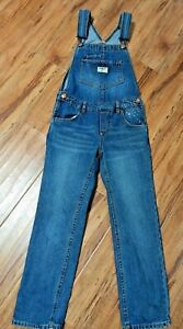 NWOT Oshkosh Overall Jumpsuit  with  Girls Jeans  Size 7- 8