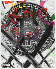 MR CLEVER ART POST APOCALYPTIC INVESTMENT NOTES MAIN crypto bit pop urban