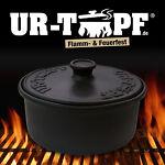 UR-TOPF – Flamm- & Feuerfest