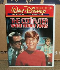 The Computer Wore Tennis Shoes DVD NEW Sealed