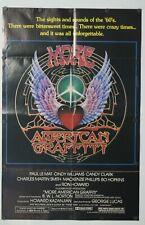 "More American Graffiti Single Sided Original Movie Poster 27"" x 41"""