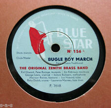 Nice Price: Zenith Brass Band - Bugle Boy March / If I Ever Cease To Love (611)