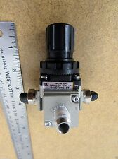 SMC Pneumatic Regulator AR20-02GH-R Push to Connect Fittings