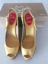 Christian Louboutin for Women's Satin Shoes