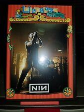 NINE INCH NAILS LOLLAPALOOZA DVD Grant Park 2013 Bootleg Quality 9.0 Run 1:30