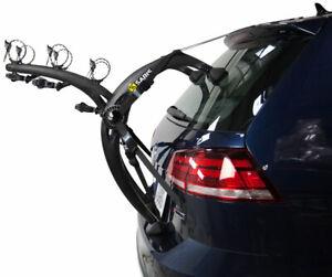 Saris Bones EX 3-Bike Trunk Rack Strap Management System Bike Hold Downs