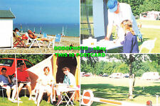 L172811 The Beach at Goring By Sea and Worthing Caravan Club Site. Thought Facto