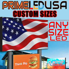 3ft X 6ft Double Sided P10 Programmable Full Color Outdoor Digital Led Sign