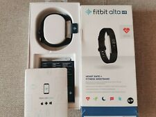 Fitbit Alta HR Activity Tracker + Heart Rate Monitor (Small, Black)
