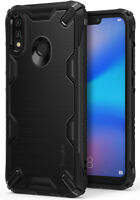 Huawei P20 Lite Case, [Ringke Onyx-X] Rugged TPU Grip Shock Absorbent Flexible