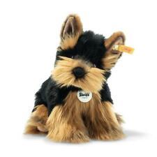 STEIFF Herkules Yorkshire Terrier dog EAN 076923 24cm plush soft toy gift New