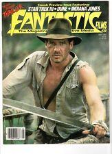 WoW! FANTASTIC FILMS #39 Star Trek III! Dune! Splash! Indiana Jones! Greystoke!