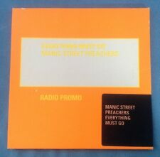 MANIC STREET PREACHERS - 1 TRACK PROMO CD