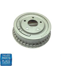 """1962-88 GM Cars Rear Finned Brake Drums Cast Iron 9-1/2"""" Each"""
