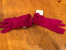*NEW* Pink Texting Gloves - iPhone Compatible - wool blend (from Nordstrom Rack)