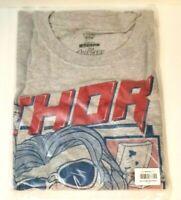 Funko POP TEE THOR XL Marvel Collector Corps Avengers Endgame Box T-Shirt Gray