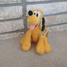 Disney Junior Mickey Mouse Clubhouse mini plush Pluto NWT