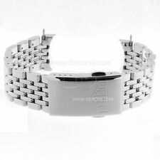 Tag Heuer Bracelet BA0687 Steel For Autavia CBE2111 CBE2110 Lug 21mm