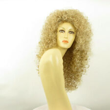 length wig for women curly blond wick clear ref: LIONESS 15t613 PERUK