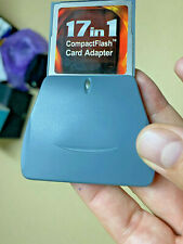 17 in 1 to CompactFlash Card Adapter