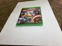LEGO Marvel's Avengers (Microsoft Xbox One, 2016) new