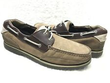 Sperry Top Sider Men's Stingray 2 eye Boat Shoes, Size: 12 M