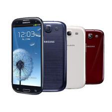 Samsung Galaxy S3 I9300 16GB Smartphone ! Schwarz - Weiss - Blau ! Ohne Simlock!