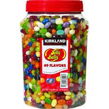 Kirkland Gourmet Jelly Belly Beans,49 Flavor,4 lb pound,64 oz-Fast Ship! Fresh!