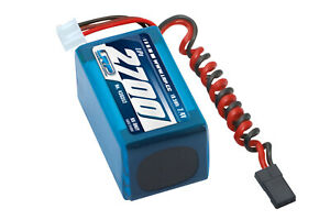 LRP 430352 LiPo 2700 RX-Pack 2/3A Hump - RX-only - 7.4V