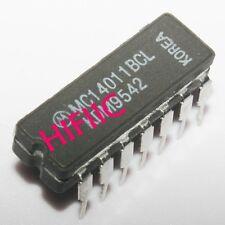 1PCS MC14011BCL B-Suffix Series CMOS Gates CDIP14