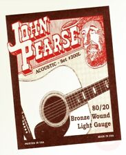 USA-made John Pearse 1200 CLASSICAL GUITAR STRINGS Firm Tension From Hobgoblin