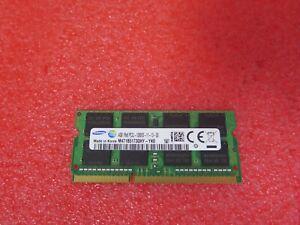 HP Samsung 4GB DDR3L 1600MHZ SO-DIMM EliteBook Folio 1040 G1 G2 HP 747221-005
