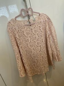 river island top size 18