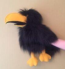 The Puppet Company Ltd CROW - Basic Birds Glove Hand Sleeve Squawking PC003102